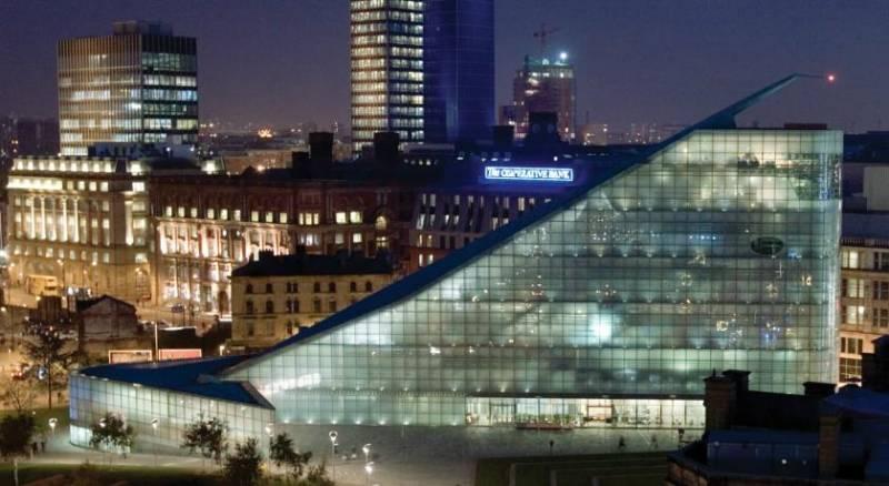Holiday Inn Express Manchester City Centre Booking Com