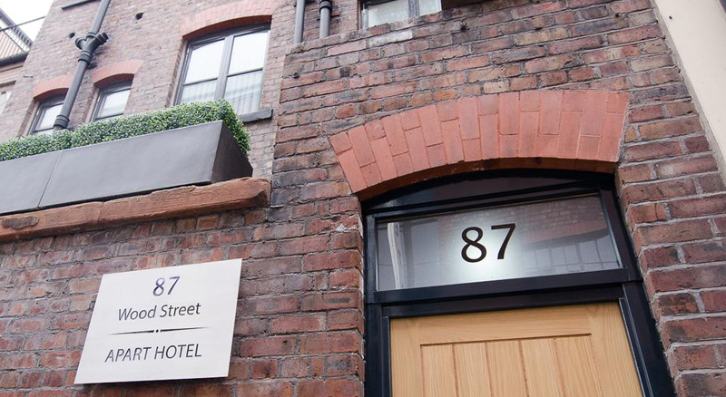 87 Wood Street Apart Hotel