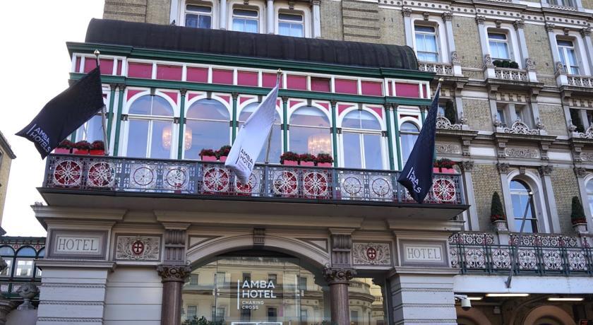 Amba Hotels Charing Cross