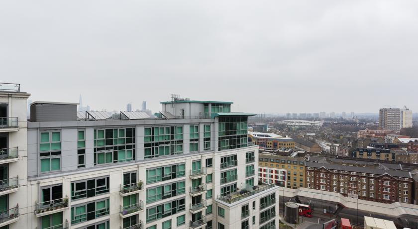 Apartment in St Georges Vauxhall