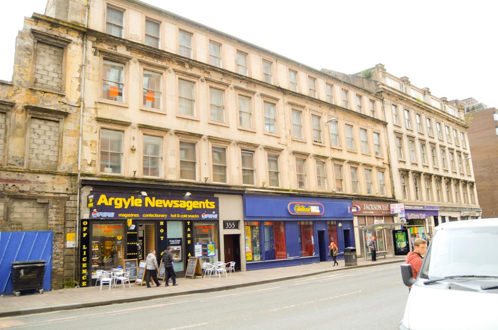 Hotels Near Argyle Street Glasgow