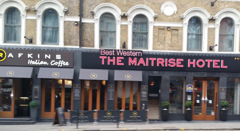 Best Western Maitrise Hotel Maide Vale