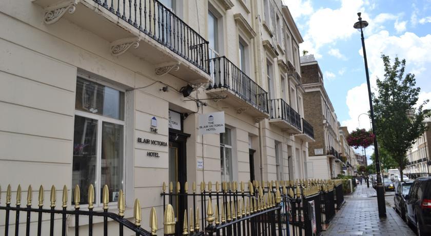 Blair Victoria And Tudor Inn Hotel