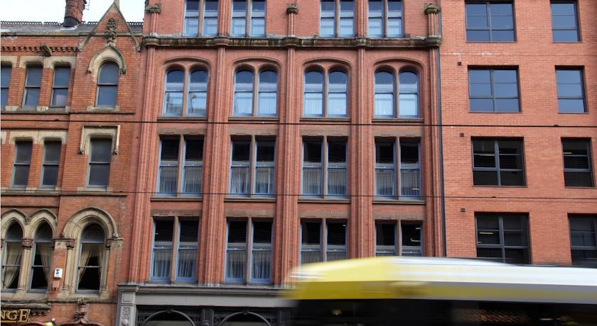 Blue Rainbow Aparthotel - Manchester High Street