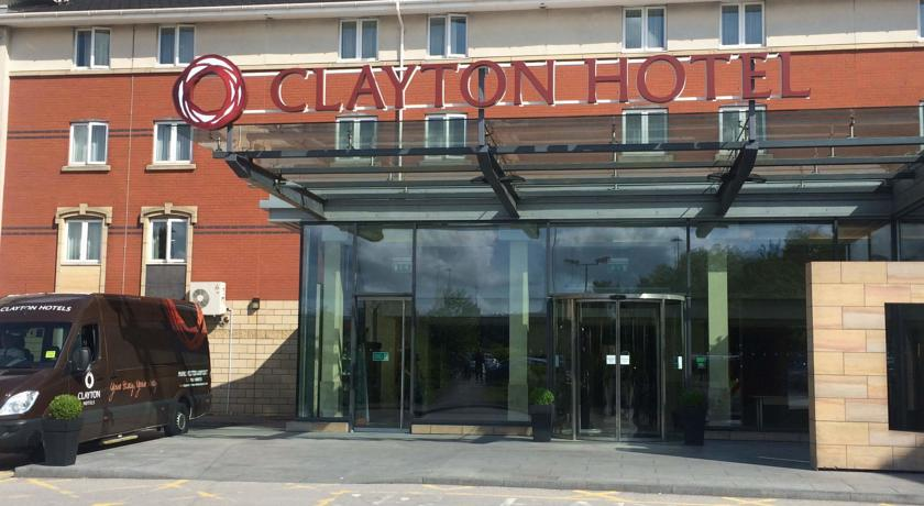Clayton Hotel Manchester Airport Directions