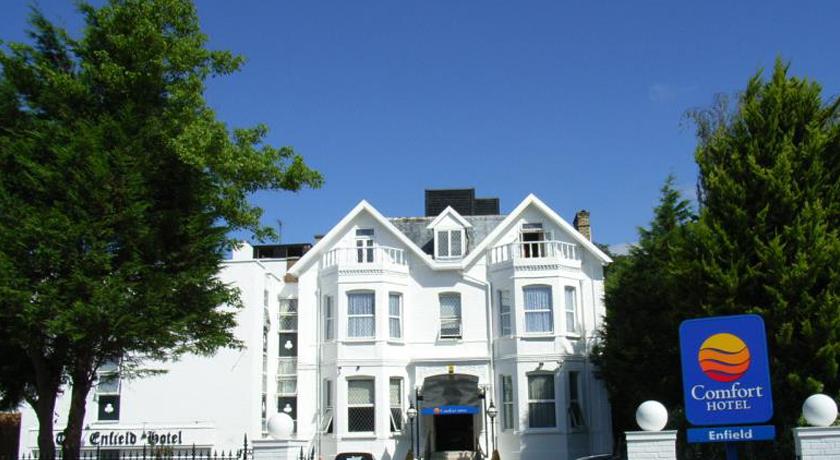 Comfort Hotel Enfield