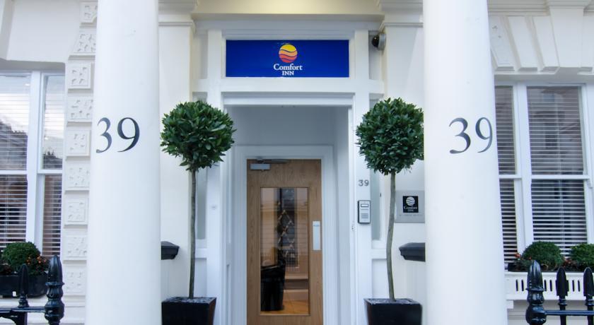 Comfort Inn London-Westminster