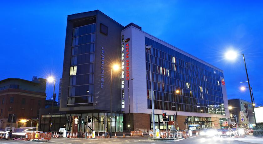 crowne plaza manchester