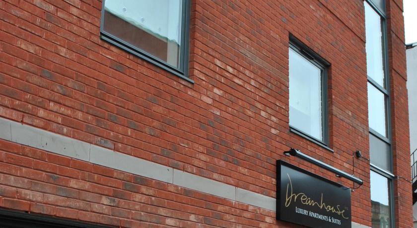 Dreamhouse Apartments Manchester City West