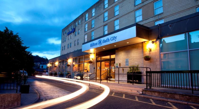Hilton Bath City Hotel