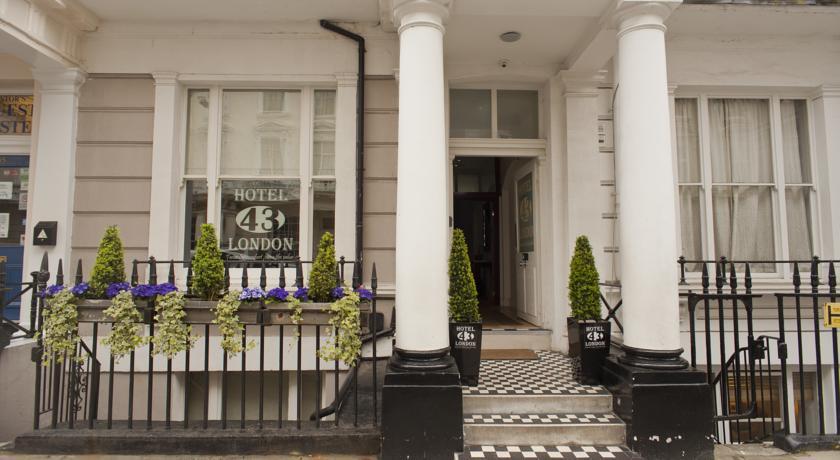 Hotel 43 London