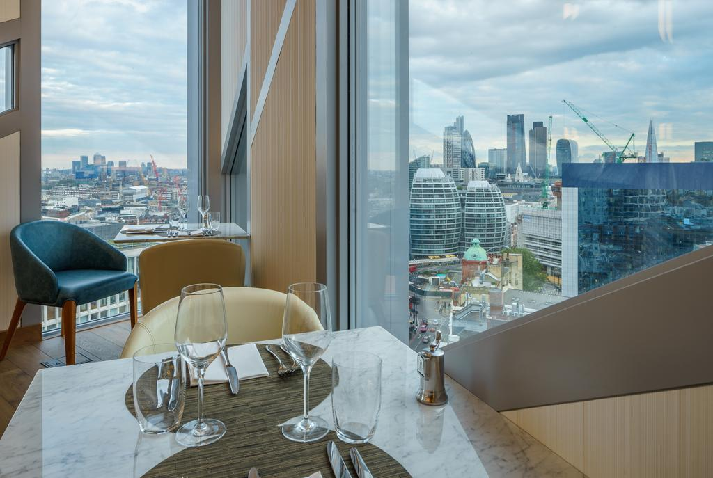 Hotels In Old Street Station M By Montcalm Sditch London Tech City