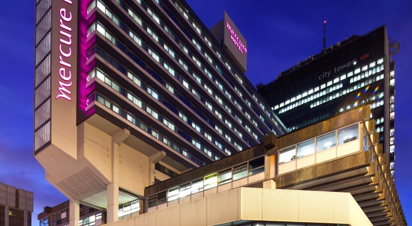 Mercure Manchester Piccadilly Hotel Est Price Guaranteed 25 60 Off From Official Website Pop In Hotels