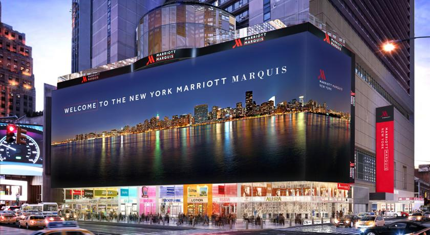 New York Marriott Marquis Hotel Est Price Guaranteed 25 60 Off From Official Website Pop In Hotels