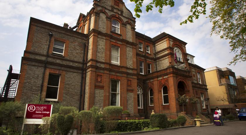 Palmers Lodge Swiss Cottage