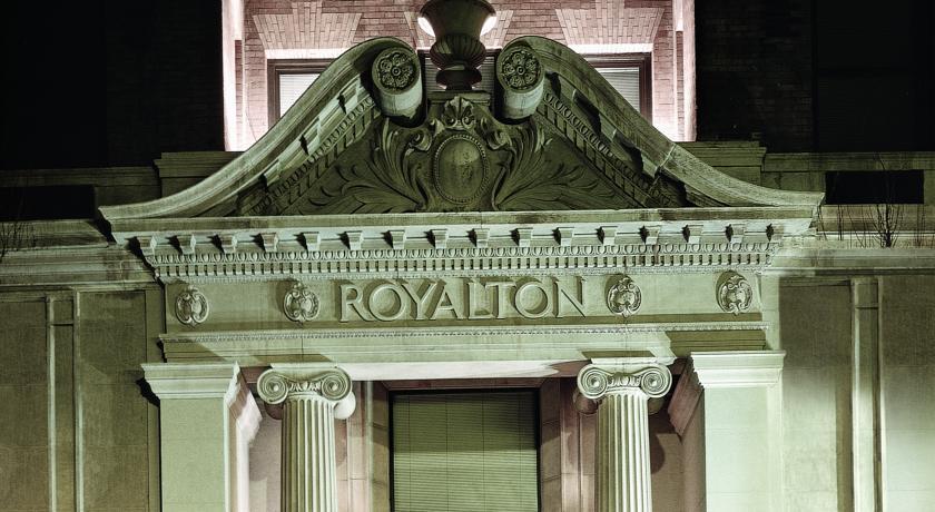 Royalton Hotel, A Morgan