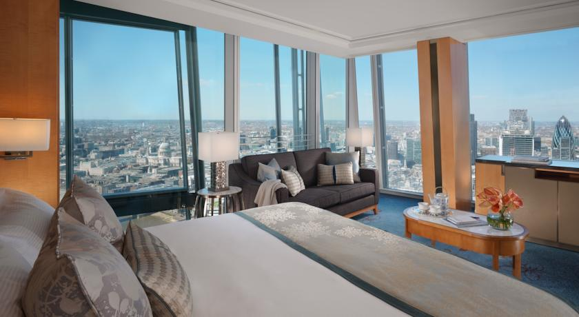 Shangri-La Hotel at The Shard, London