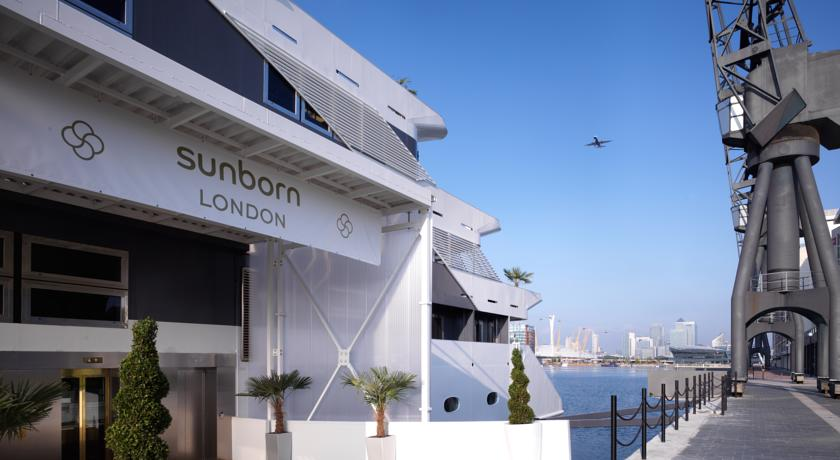 Sunborn London