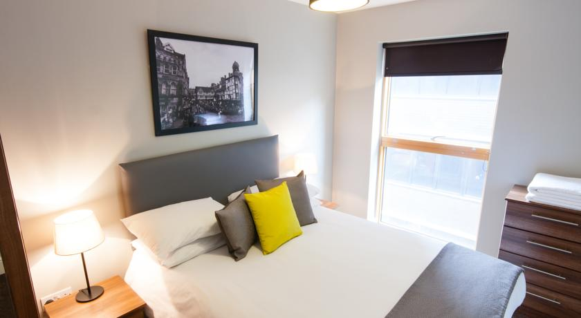 The City Warehouse Apartment Hotel