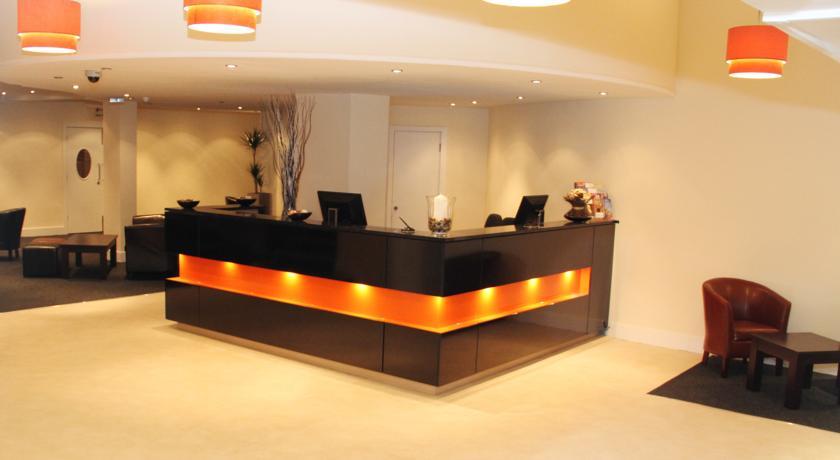 The Lansdowne Croydon Hotel