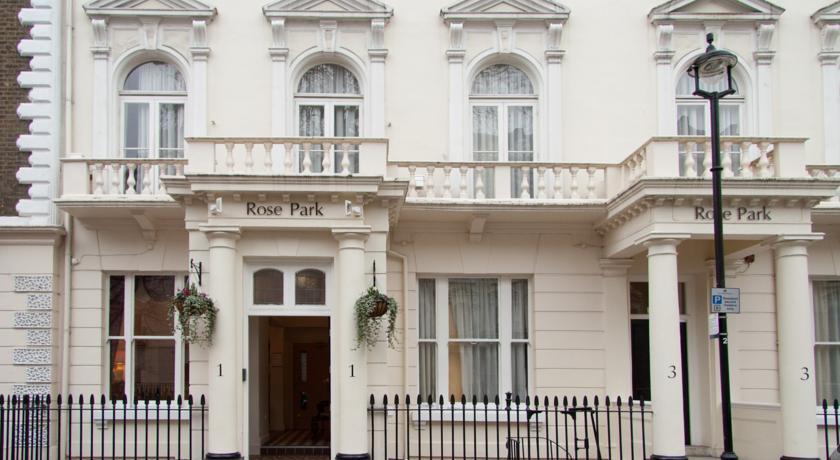 Rose Park Hotel Paddington